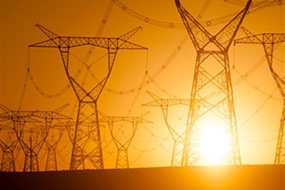 تاریخچه توزیع نیروی برق